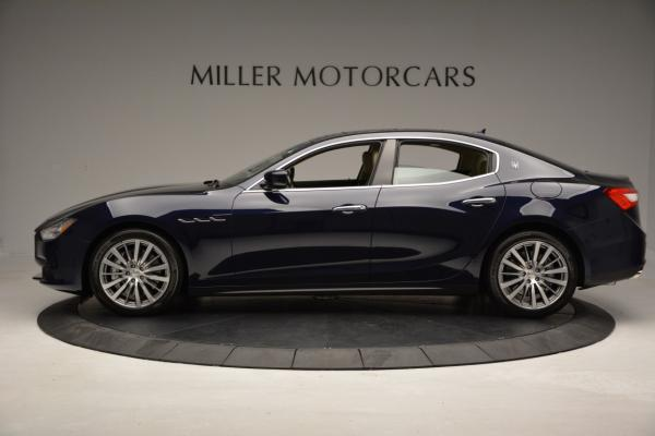 New 2016 Maserati Ghibli S Q4 for sale Sold at Alfa Romeo of Westport in Westport CT 06880 3