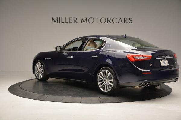New 2016 Maserati Ghibli S Q4 for sale Sold at Alfa Romeo of Westport in Westport CT 06880 5