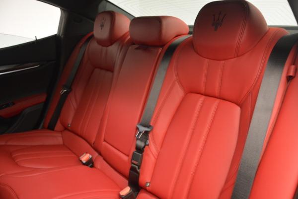 New 2017 Maserati Ghibli S Q4 for sale Sold at Alfa Romeo of Westport in Westport CT 06880 25