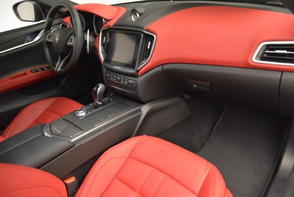 New 2017 Maserati Ghibli S Q4 for sale Sold at Alfa Romeo of Westport in Westport CT 06880 26