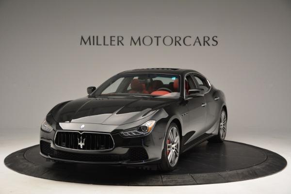 New 2017 Maserati Ghibli S Q4 for sale Sold at Alfa Romeo of Westport in Westport CT 06880 1