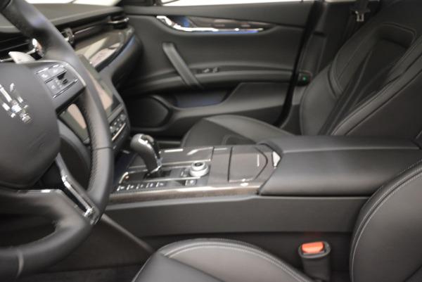 New 2017 Maserati Quattroporte S Q4 GranLusso for sale Sold at Alfa Romeo of Westport in Westport CT 06880 14