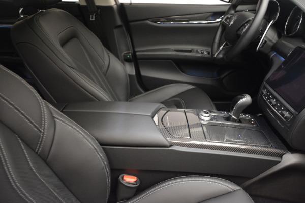 New 2017 Maserati Quattroporte S Q4 GranLusso for sale Sold at Alfa Romeo of Westport in Westport CT 06880 22