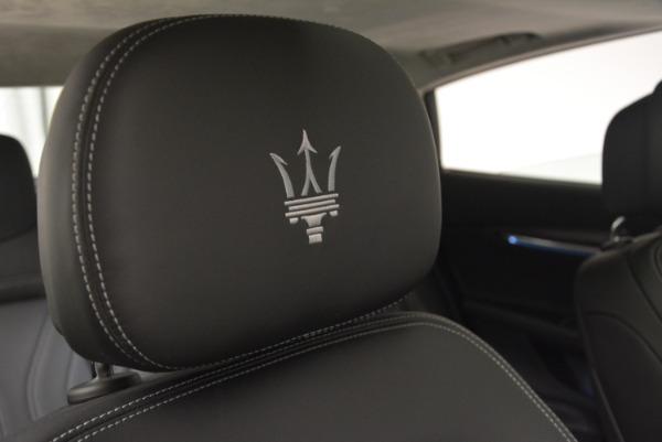 New 2017 Maserati Quattroporte S Q4 GranLusso for sale Sold at Alfa Romeo of Westport in Westport CT 06880 24