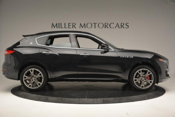 New 2017 Maserati Levante for sale Sold at Alfa Romeo of Westport in Westport CT 06880 9