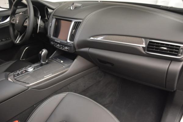 New 2017 Maserati Levante for sale Sold at Alfa Romeo of Westport in Westport CT 06880 23