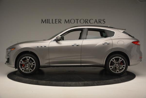 New 2017 Maserati Levante for sale Sold at Alfa Romeo of Westport in Westport CT 06880 3