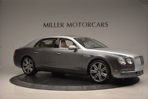 Used 2016 Bentley Flying Spur W12 for sale Sold at Alfa Romeo of Westport in Westport CT 06880 10