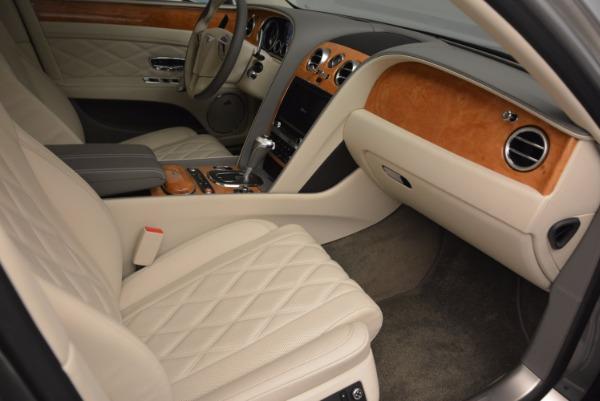 Used 2016 Bentley Flying Spur W12 for sale Sold at Alfa Romeo of Westport in Westport CT 06880 19