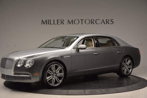 Used 2016 Bentley Flying Spur W12 for sale Sold at Alfa Romeo of Westport in Westport CT 06880 2