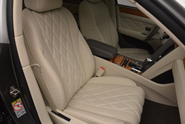 Used 2016 Bentley Flying Spur W12 for sale Sold at Alfa Romeo of Westport in Westport CT 06880 20