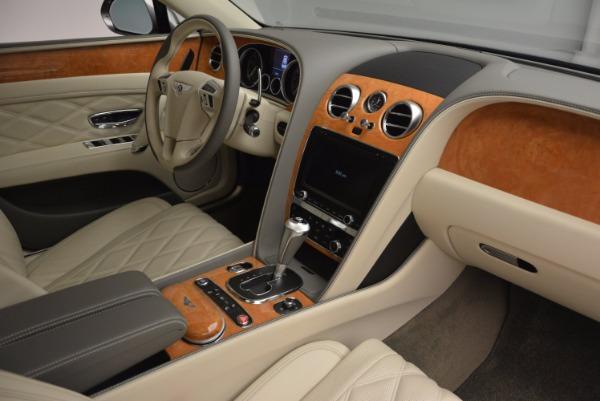 Used 2016 Bentley Flying Spur W12 for sale Sold at Alfa Romeo of Westport in Westport CT 06880 21