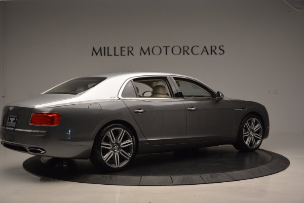 Used 2016 Bentley Flying Spur W12 for sale Sold at Alfa Romeo of Westport in Westport CT 06880 8