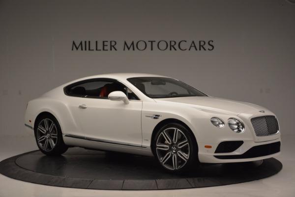 Used 2016 Bentley Continental GT for sale Sold at Alfa Romeo of Westport in Westport CT 06880 10