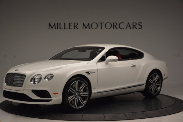 Used 2016 Bentley Continental GT for sale Sold at Alfa Romeo of Westport in Westport CT 06880 2