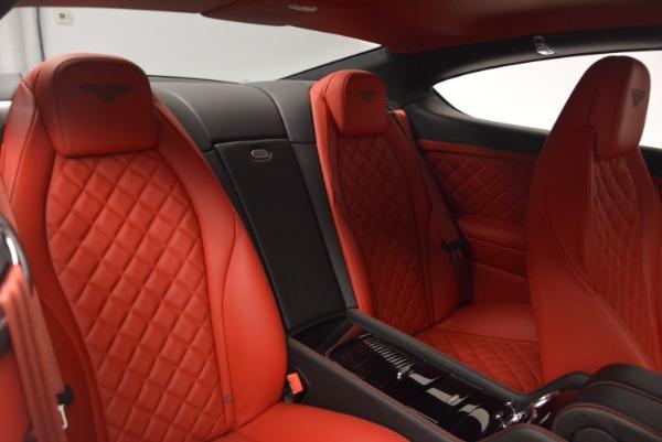Used 2016 Bentley Continental GT for sale Sold at Alfa Romeo of Westport in Westport CT 06880 21