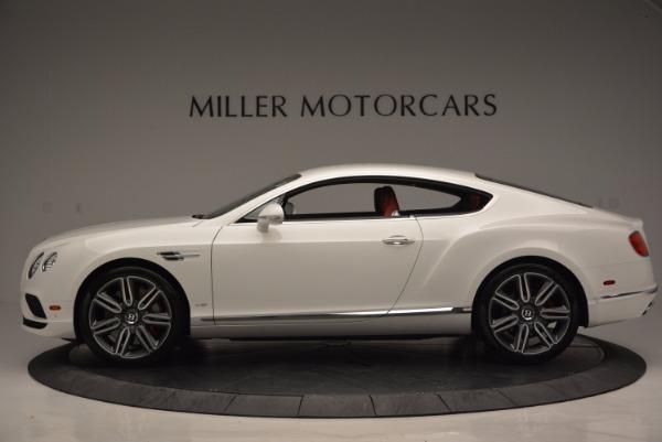 Used 2016 Bentley Continental GT for sale Sold at Alfa Romeo of Westport in Westport CT 06880 3