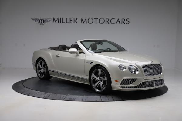 Used 2016 Bentley Continental GTC Speed for sale $149,900 at Alfa Romeo of Westport in Westport CT 06880 12