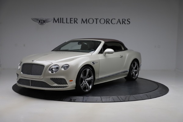 Used 2016 Bentley Continental GTC Speed for sale $149,900 at Alfa Romeo of Westport in Westport CT 06880 14
