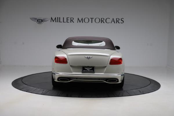 Used 2016 Bentley Continental GTC Speed for sale $149,900 at Alfa Romeo of Westport in Westport CT 06880 17