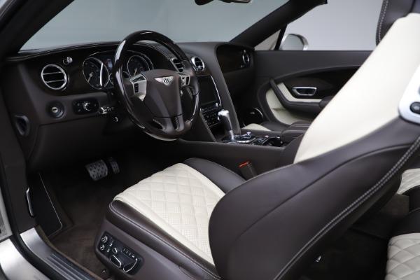 Used 2016 Bentley Continental GTC Speed for sale $149,900 at Alfa Romeo of Westport in Westport CT 06880 26