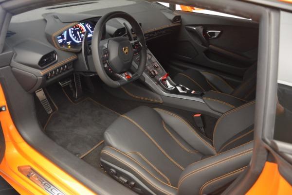 Used 2015 Lamborghini Huracan LP 610-4 for sale Sold at Alfa Romeo of Westport in Westport CT 06880 13