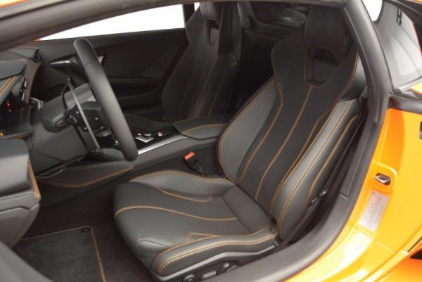 Used 2015 Lamborghini Huracan LP 610-4 for sale Sold at Alfa Romeo of Westport in Westport CT 06880 15