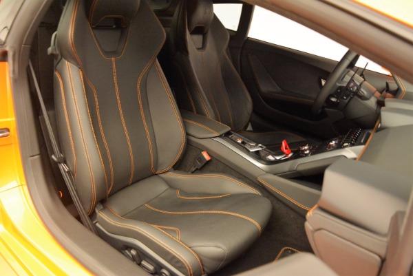 Used 2015 Lamborghini Huracan LP 610-4 for sale Sold at Alfa Romeo of Westport in Westport CT 06880 19
