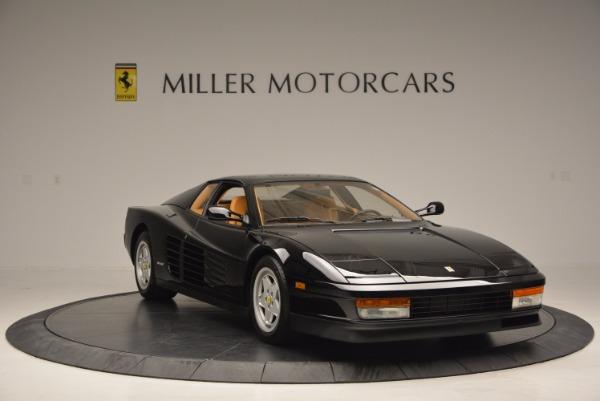Used 1989 Ferrari Testarossa for sale Sold at Alfa Romeo of Westport in Westport CT 06880 11