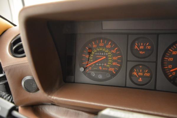 Used 1989 Ferrari Testarossa for sale Sold at Alfa Romeo of Westport in Westport CT 06880 20