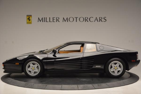 Used 1989 Ferrari Testarossa for sale Sold at Alfa Romeo of Westport in Westport CT 06880 3