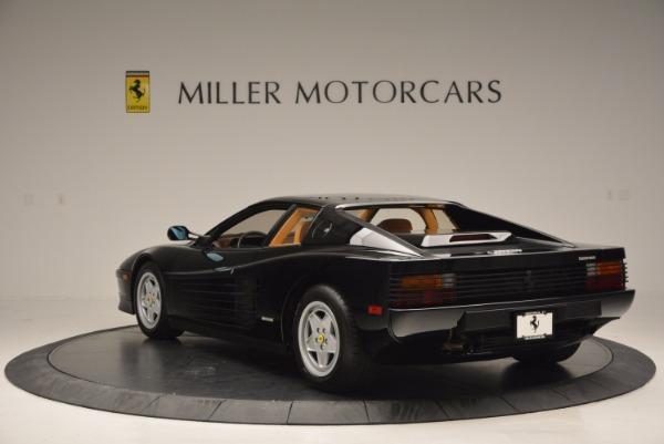 Used 1989 Ferrari Testarossa for sale Sold at Alfa Romeo of Westport in Westport CT 06880 5