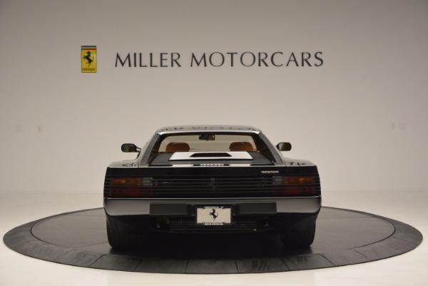 Used 1989 Ferrari Testarossa for sale Sold at Alfa Romeo of Westport in Westport CT 06880 6