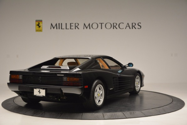 Used 1989 Ferrari Testarossa for sale Sold at Alfa Romeo of Westport in Westport CT 06880 7