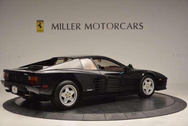 Used 1989 Ferrari Testarossa for sale Sold at Alfa Romeo of Westport in Westport CT 06880 8