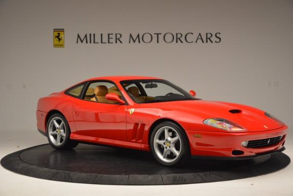 Used 2000 Ferrari 550 Maranello for sale Sold at Alfa Romeo of Westport in Westport CT 06880 10
