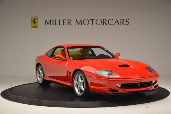 Used 2000 Ferrari 550 Maranello for sale Sold at Alfa Romeo of Westport in Westport CT 06880 11