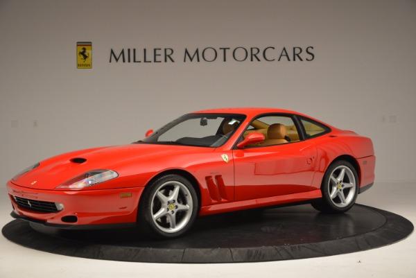 Used 2000 Ferrari 550 Maranello for sale Sold at Alfa Romeo of Westport in Westport CT 06880 2
