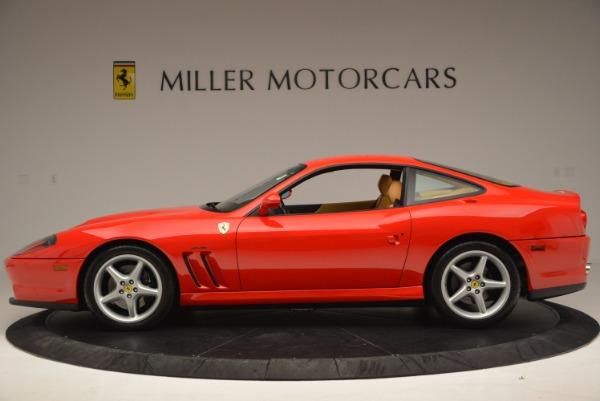 Used 2000 Ferrari 550 Maranello for sale Sold at Alfa Romeo of Westport in Westport CT 06880 3