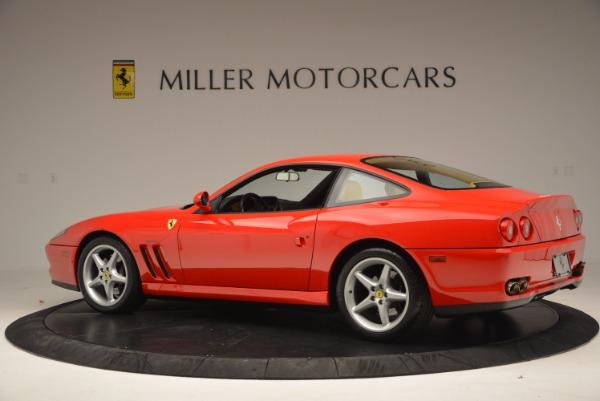Used 2000 Ferrari 550 Maranello for sale Sold at Alfa Romeo of Westport in Westport CT 06880 4