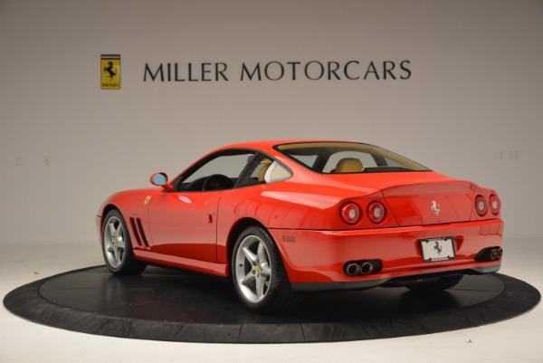 Used 2000 Ferrari 550 Maranello for sale Sold at Alfa Romeo of Westport in Westport CT 06880 5
