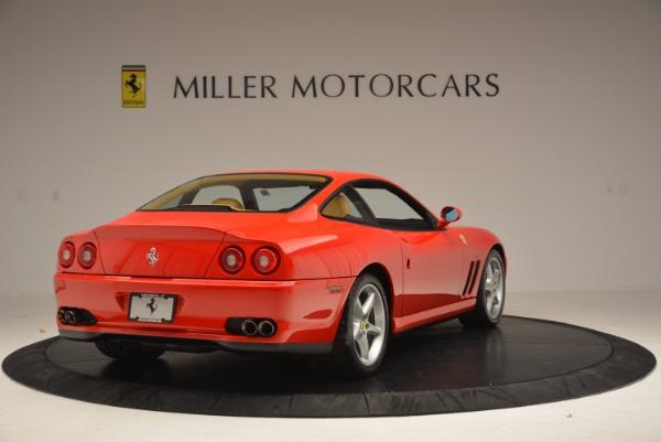 Used 2000 Ferrari 550 Maranello for sale Sold at Alfa Romeo of Westport in Westport CT 06880 7
