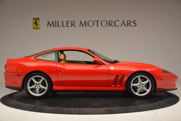 Used 2000 Ferrari 550 Maranello for sale Sold at Alfa Romeo of Westport in Westport CT 06880 9