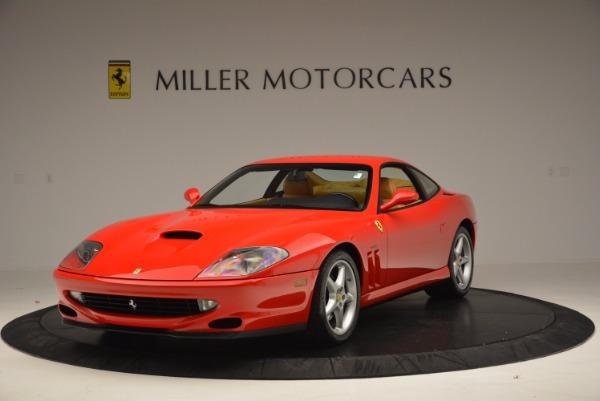 Used 2000 Ferrari 550 Maranello for sale Sold at Alfa Romeo of Westport in Westport CT 06880 1