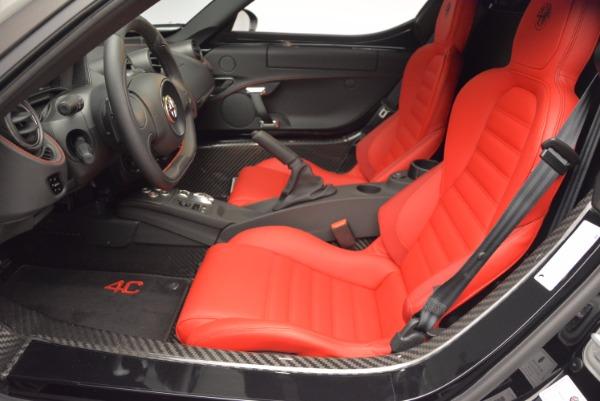 New 2016 Alfa Romeo 4C for sale Sold at Alfa Romeo of Westport in Westport CT 06880 14