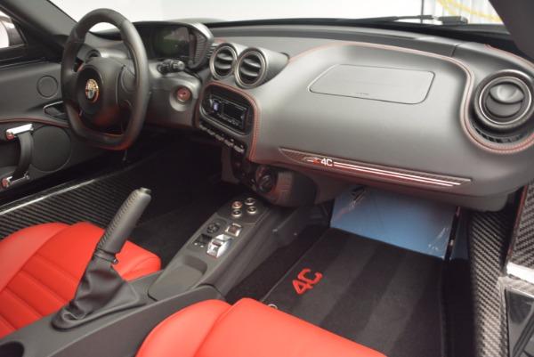 New 2016 Alfa Romeo 4C for sale Sold at Alfa Romeo of Westport in Westport CT 06880 17