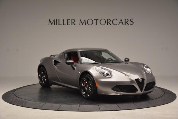 New 2016 Alfa Romeo 4C for sale Sold at Alfa Romeo of Westport in Westport CT 06880 11