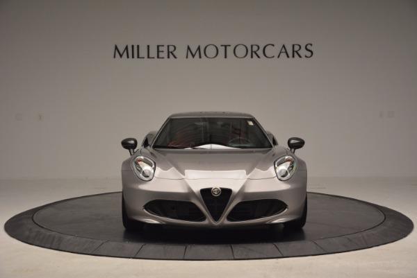 New 2016 Alfa Romeo 4C for sale Sold at Alfa Romeo of Westport in Westport CT 06880 12