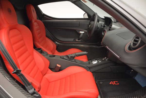 New 2016 Alfa Romeo 4C for sale Sold at Alfa Romeo of Westport in Westport CT 06880 18