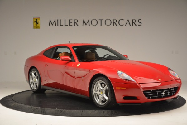 Used 2005 Ferrari 612 Scaglietti for sale Sold at Alfa Romeo of Westport in Westport CT 06880 11